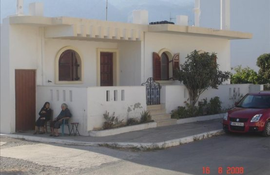Detached house for Rent in Pachia Ammos, Lasithi – 95 sq.m.