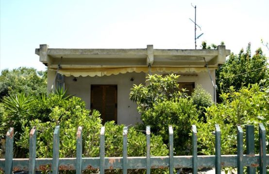 Detached house 55 sq.m. for Sale in Nea Makri, Athens