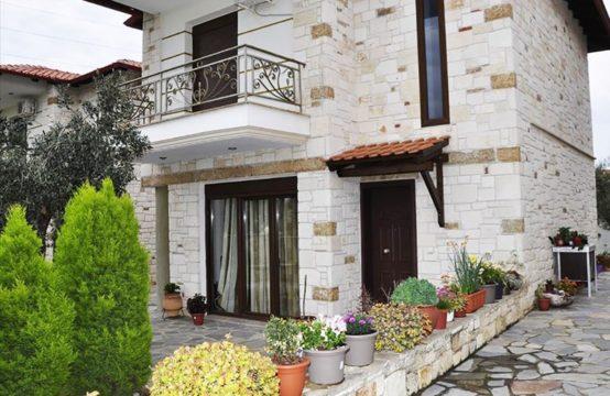 Detached house 100 sq.m. for Rent in Kryopigi, Kassandra