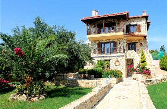 Villa 235 sq.m. for Rent in Ormylia, Sithonia