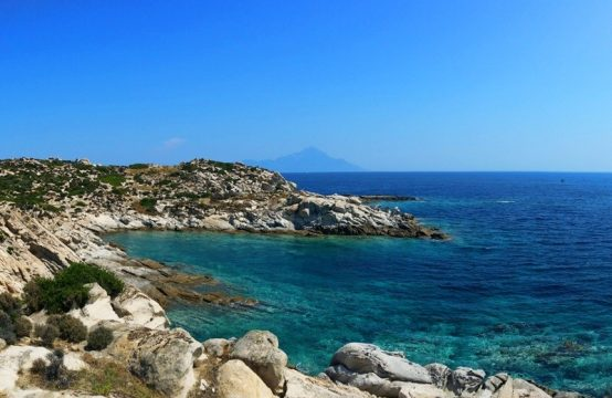 Land 500 sq.m. for Sale in Kriaritsi, Sithonia