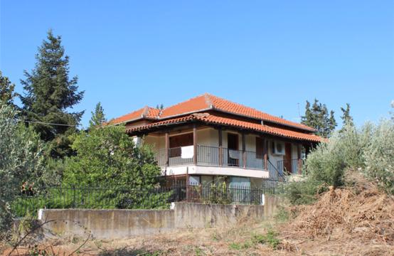 Detached house for Sale in Makrygialos, Pieria – 120 sq.m.