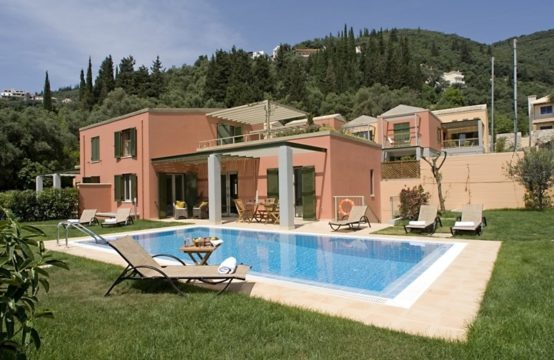 Villa for Rent in Agios Stefanos (north East), Kerkyra – 172 sq.m.
