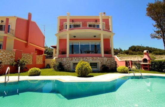 Villa for Rent in Avliotes, Kerkyra – 231 sq.m.