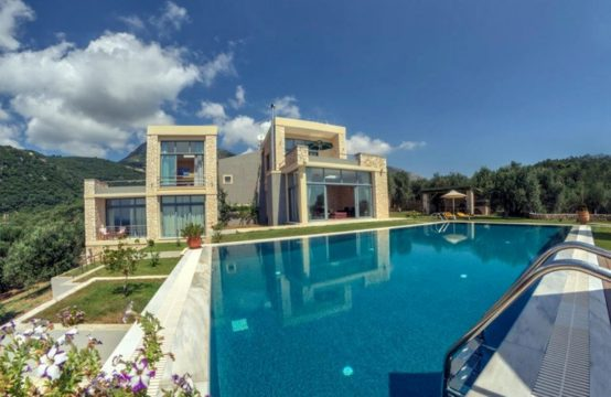 Villa for Rent in Barbati, Kerkyra – 330 sq.m.