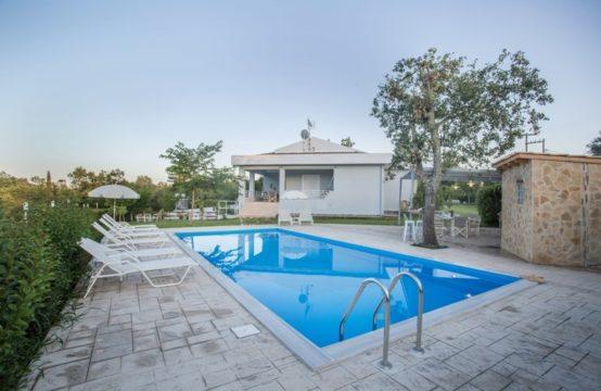 Villa for Rent in Ypsos, Kerkyra – 200 sq.m.