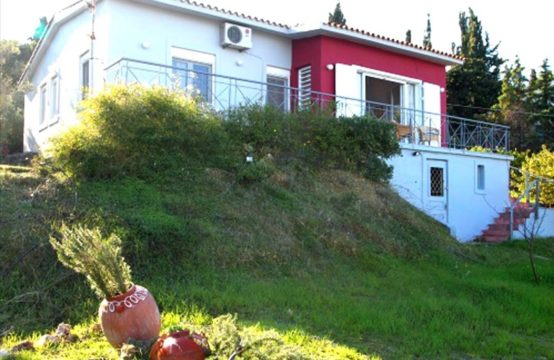 Detached house for Rent in Laliotis, Korinthia – 90 sq.m.
