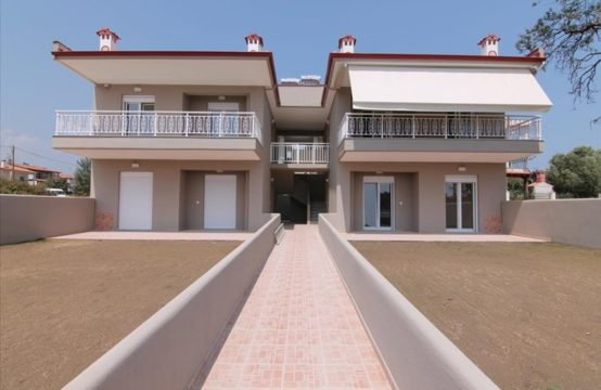 Flat for Sale in Nikitas, Sithonia – 82 sq.m.