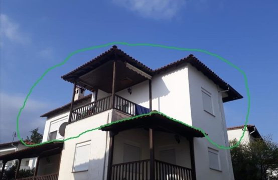 Flat for For Sale in Pefkohori, Kassandra – 59 sq.m.