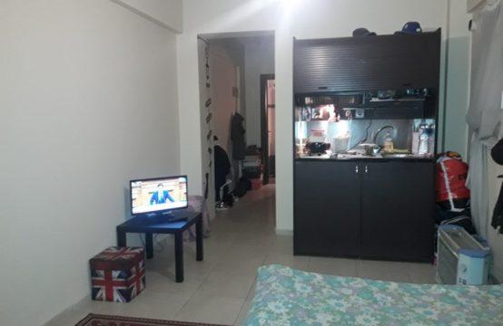 Flat for Sale in Ampelokipoi, Thessaloniki – 28 sq.m.