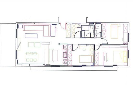 Flat for Sale in Kalamaria, Thessaloniki – 155 sq.m.