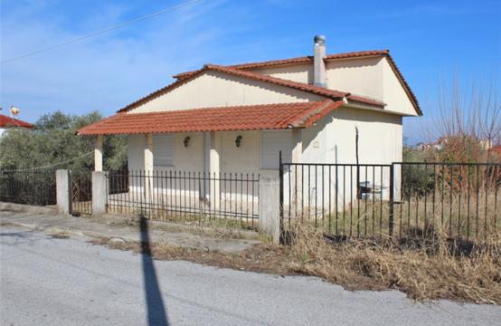 Detached house for Sale in Makrygialos, Pieria – 60 sq.m.