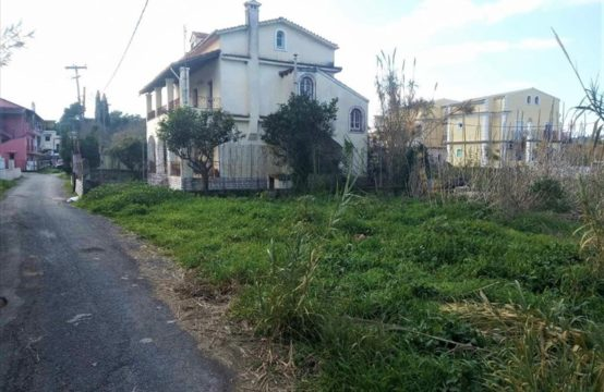 Land for For Sale in Perama, Kerkyra – 806 sq.m.