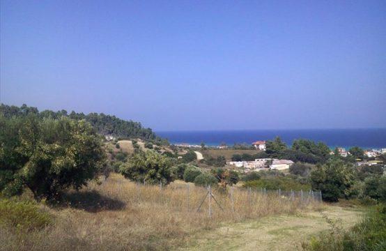 Land for For Sale in Chaniotis, Kassandra – 1258 sq.m.