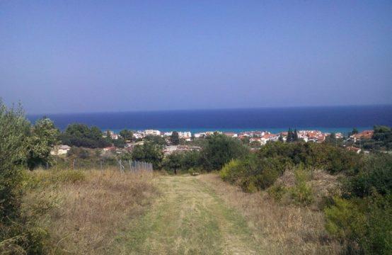 Land for For Sale in Chaniotis, Kassandra – 629 sq.m.
