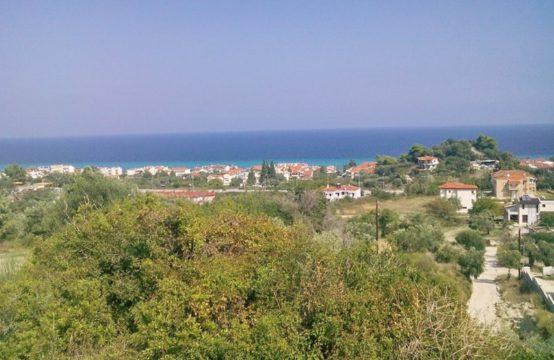 Land for For Sale in Chaniotis, Kassandra – 628 sq.m.