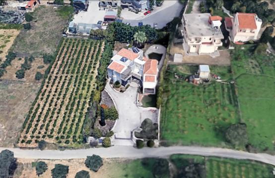 Villa for For Sale in Therisso, Chania – 380 sq.m.