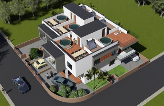 Maisonette for For Sale in Pafos, Paphos – 93 sq.m.