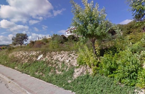 Land for For Sale in Agios Nikolaos, Sithonia – 878 sq.m.