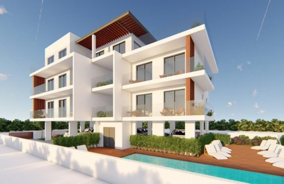 Flat for For Sale in Kato Paphos, Paphos – 75 sq.m.