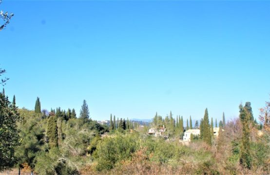 Land for For Sale in Kinopiastes, Kerkyra – 13500 sq.m.
