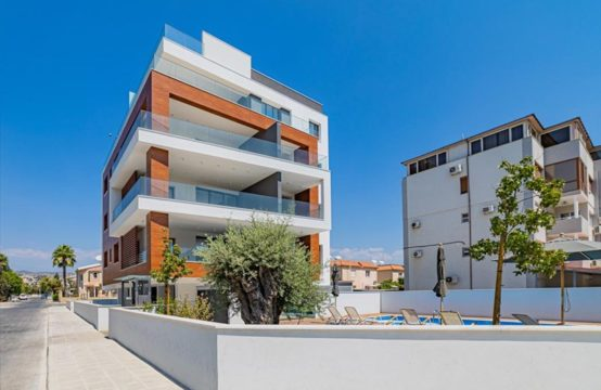 Flat for For Sale in Neapolis, Limassol – 56 sq.m.