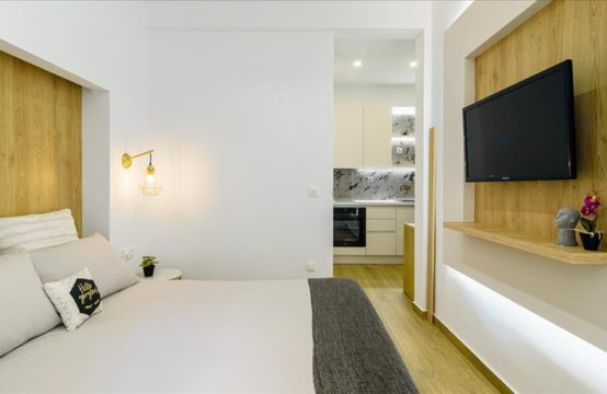 Flat for For Sale in Thessaloniki, Thessaloniki – 30 sq.m.